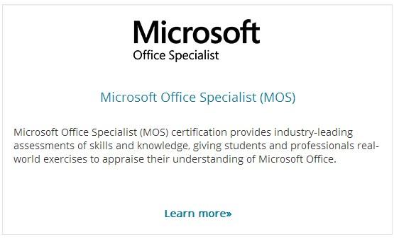 MOS认证是什么?